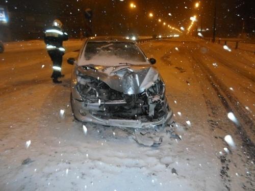 Пять человек пострадали и один погиб в ДТП на трассе М-7 в Кстовском районе