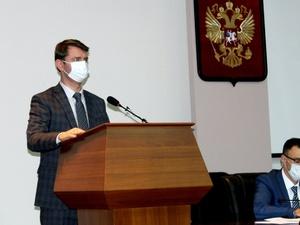 Алексей Сафонов возглавил Саров