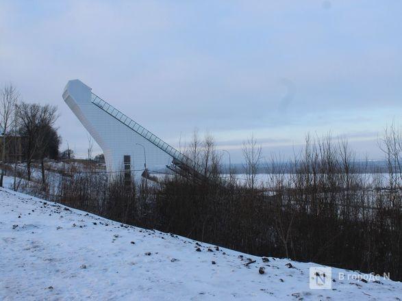 Смотровая площадка появилась у нижегородской канатной дороги - фото 6