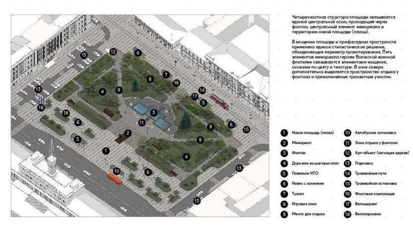 Новые туалеты установят на площади Маркина - фото 2