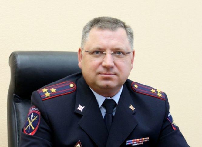 Борскую полицию возглавил Олег Корнилов - фото 1