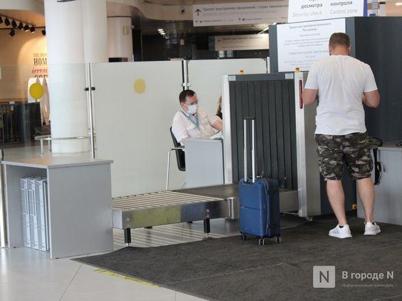 COVID не прилетит: нижегородский аэропорт усилил меры безопасности - фото 37