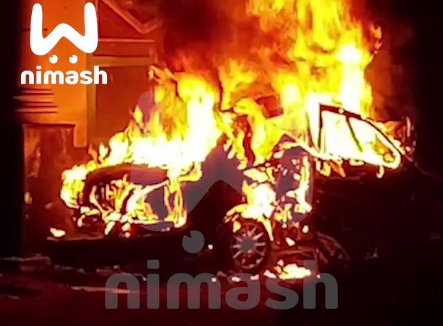 Водитель иномарки погиб в Дзержинске, врезавшись в стелу - фото 1