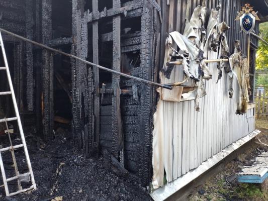 Тело пенсионерки обнаружено в сгоревшем доме в Первомайске - фото 1