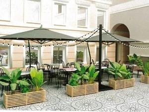 Летние площадки нижегородских кафе оформят в едином стиле