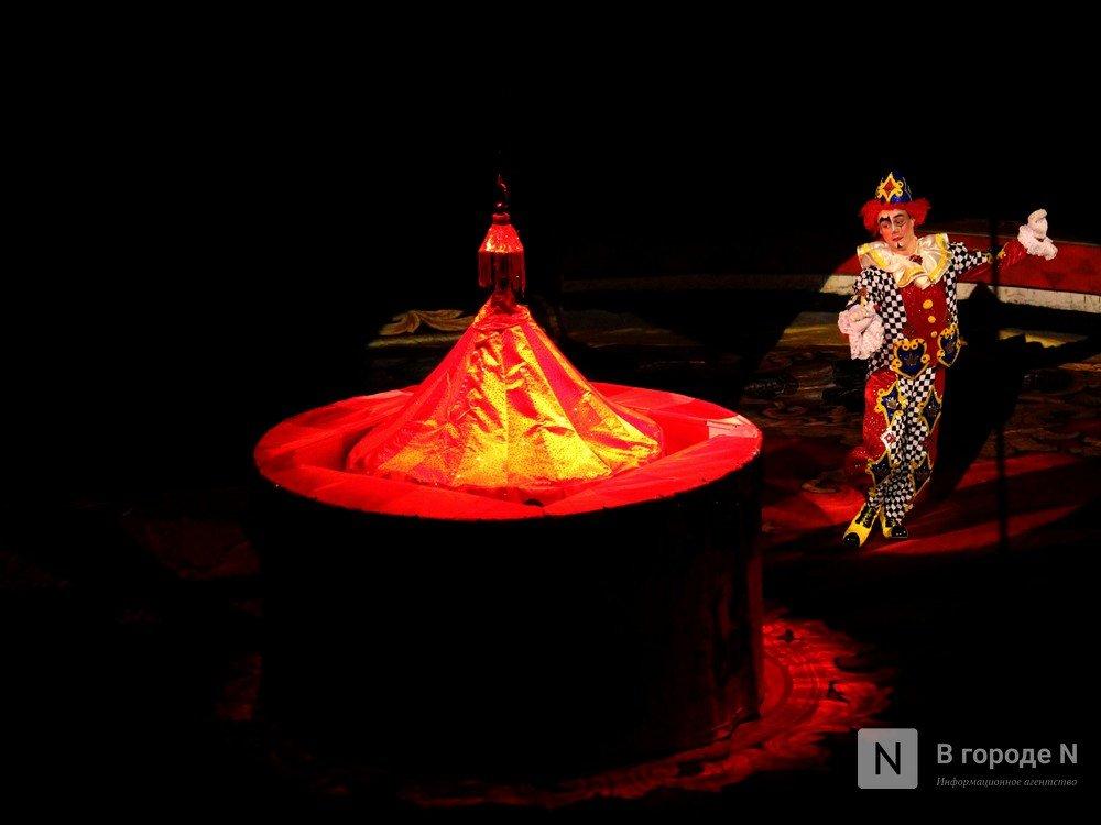 Чудеса «Трансформации» и медвежья кадриль: премьера циркового шоу Гии Эрадзе «БУРЛЕСК» состоялась в Нижнем Новгороде - фото 24
