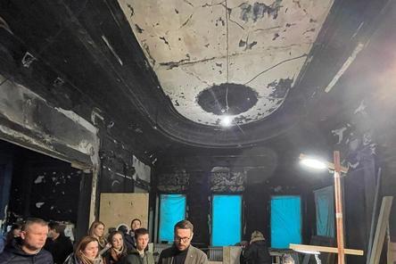 Фасад Литературного музея отреставрируют к 800-летию Нижнего Новгорода