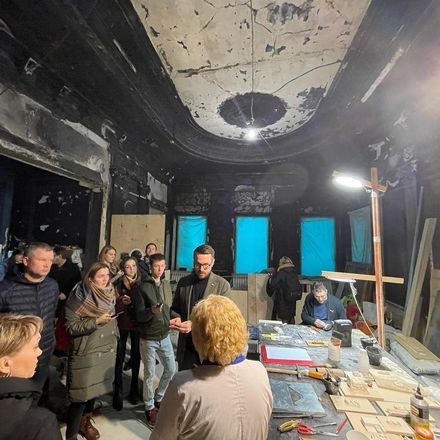 Олег Беркович назвал сроки реставрации Литературного музея в Нижнем Новгороде - фото 1
