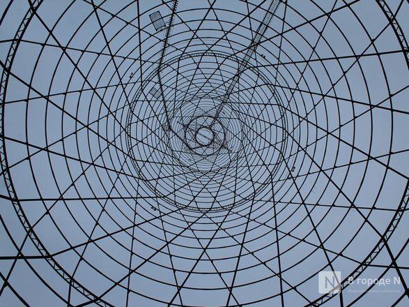 Гиперболоид инженера Шухова: судьба знаменитой башни в Дзержинске - фото 35