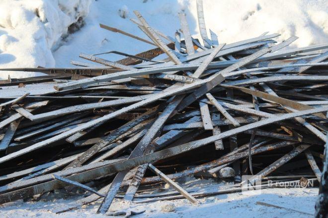 Как идет реставрация исторической ограды парка «Швейцария» - фото 48