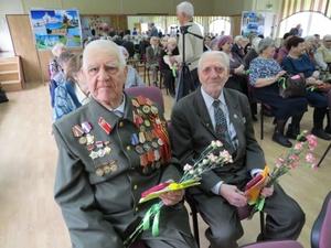 Более 8 тысяч юбилейных медалей получили нижегородские ветераны