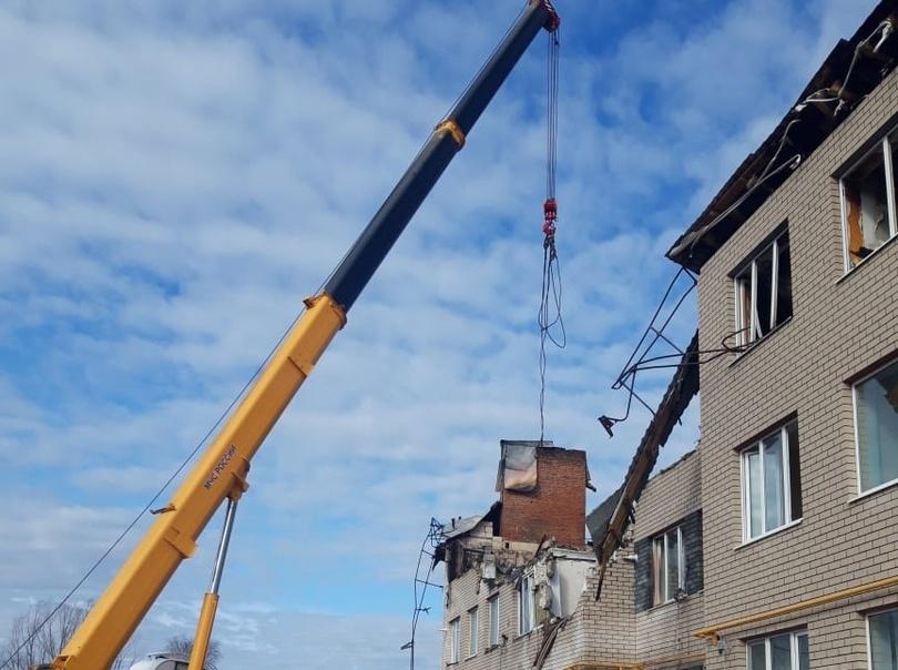 Жителям разрушенного дома в Дальнеконстантиновском районе разрешат забрать деньги и вещи - фото 1