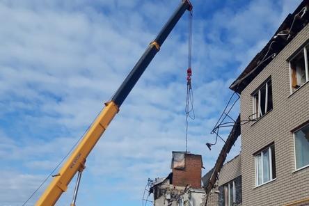 Жителям разрушенного дома в Дальнеконстантиновском районе разрешат забрать деньги и вещи