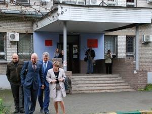 Сергей Белов все-таки приехал в суд для ознакомления с материалами уголовного дела