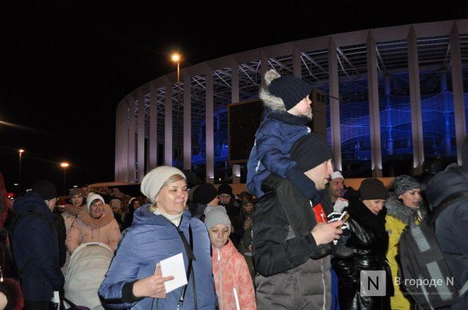 Ирина Слуцкая с ледовым шоу открыла площадку «Спорт Порт» в Нижнем: показываем, как это было - фото 17