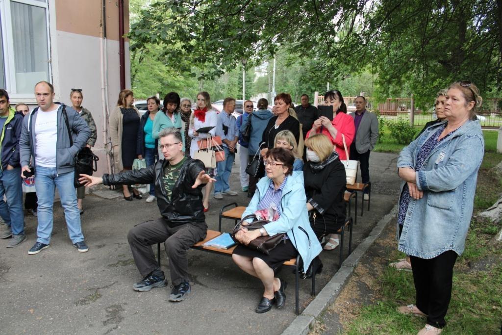 Велодорожку и детские площадки предлагают обустроить в сквере на улице Дьяконова - фото 1