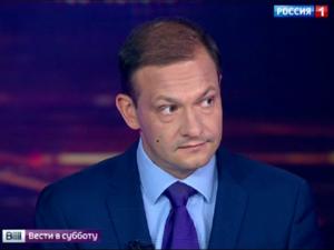 «Перепутал страну»: Навальный рассказал о британском подданстве ведущего телеканала «Россия» Сергея Брилева