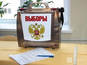 Досрочное голосование на выборах депутатов началось в Нижегородской области