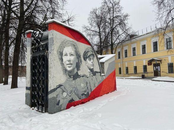 Новый арт-объект о Победе появился в Нижегородском кремле - фото 3