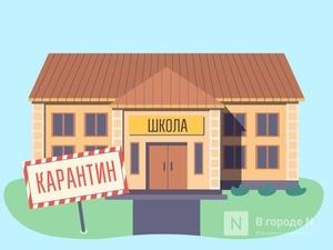 Пять школ и два детсада Нижегородской области закрыли на карантин по COVID-19