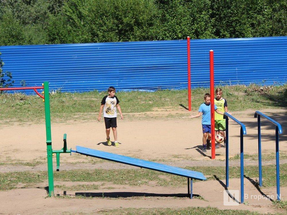 60 млн рублей требуется на ремонт школьных спортплощадок Нижнего Новгорода - фото 1