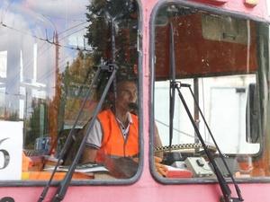 Лучших водителей троллейбусов выбрали в Нижнем Новгороде