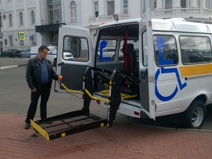 «Силачей» внедрят в социальные такси Нижнего Новгорода