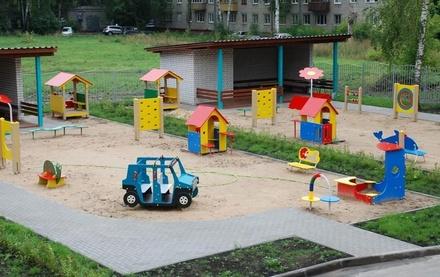 На детские площадки в Нижнем Новгороде выделено 15 млн рублей