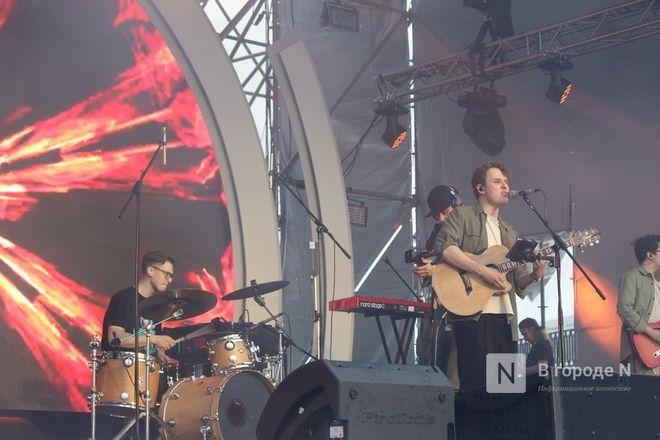 «Столица закатов» без солнца: как прошел первый день фестиваля музыки и фейерверков в Нижнем Новгороде - фото 57