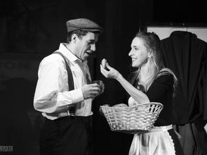 Нижегородский театр «Преображение» представит спектакль о Чарли Чаплине
