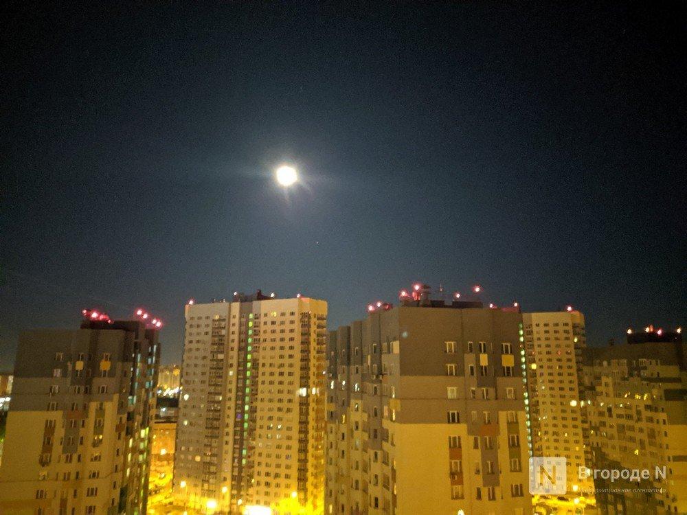 Утреннее небо поразило жителей Нижнего Новгорода - фото 10