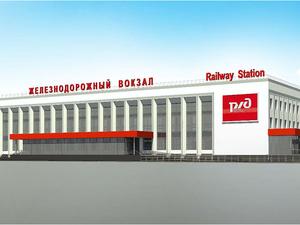На железнодорожном вокзале в Нижнем Новгороде выполнено больше половины работ по реконструкции
