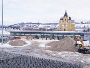 На временные сооружения к ЧМ-2018 в Нижегородской области правительство РФ выделит почти 200 млн рублей