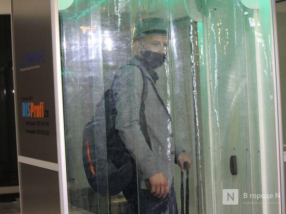 Уникальные дезинфекционные тоннели появились в нижегородском аэропорту - фото 15