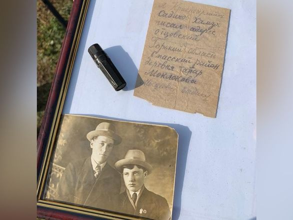 Погибшего воина-горьковчанина похоронили на Родине спустя 79 лет - фото 3