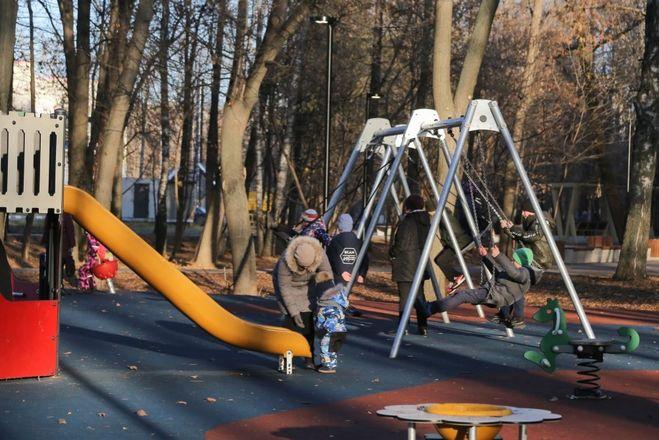 Обновленный парк Станкозавода открылся в Нижнем Новгороде - фото 4
