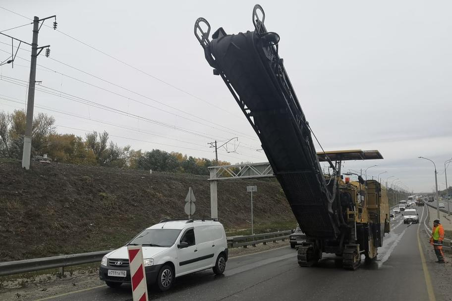 Ремонт Борского моста продлится 40–45 дней