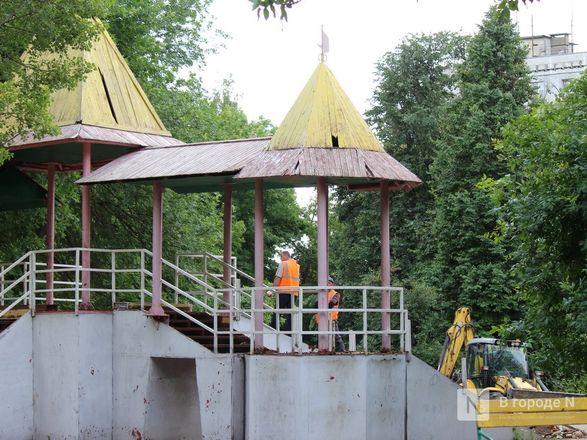 Благоустройство «Красной горки» на улице Усилова началось несмотря на путаницу с проектами - фото 19