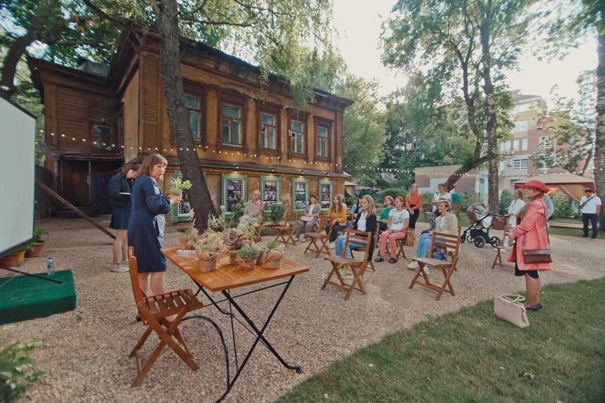 Нижегородцы смогут попасть в «сад Кинематографа» только в дни проведения мероприятий - фото 1
