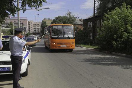 Рейд по проверке маршруток состоялся в Нижнем Новгороде
