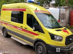Два человека пострадали в пожаре на Московском шоссе