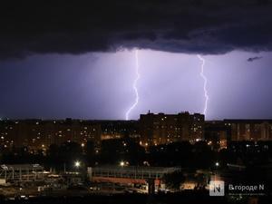 Потепление до +24°С и грозы придут в Нижний Новгород в выходные