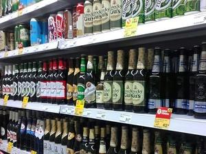 Полицейские изъяли более 500 литров пива из незаконного оборота в Ленинском районе