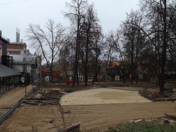 Как преобразится сквер Свердлова к декабрю - фото 12