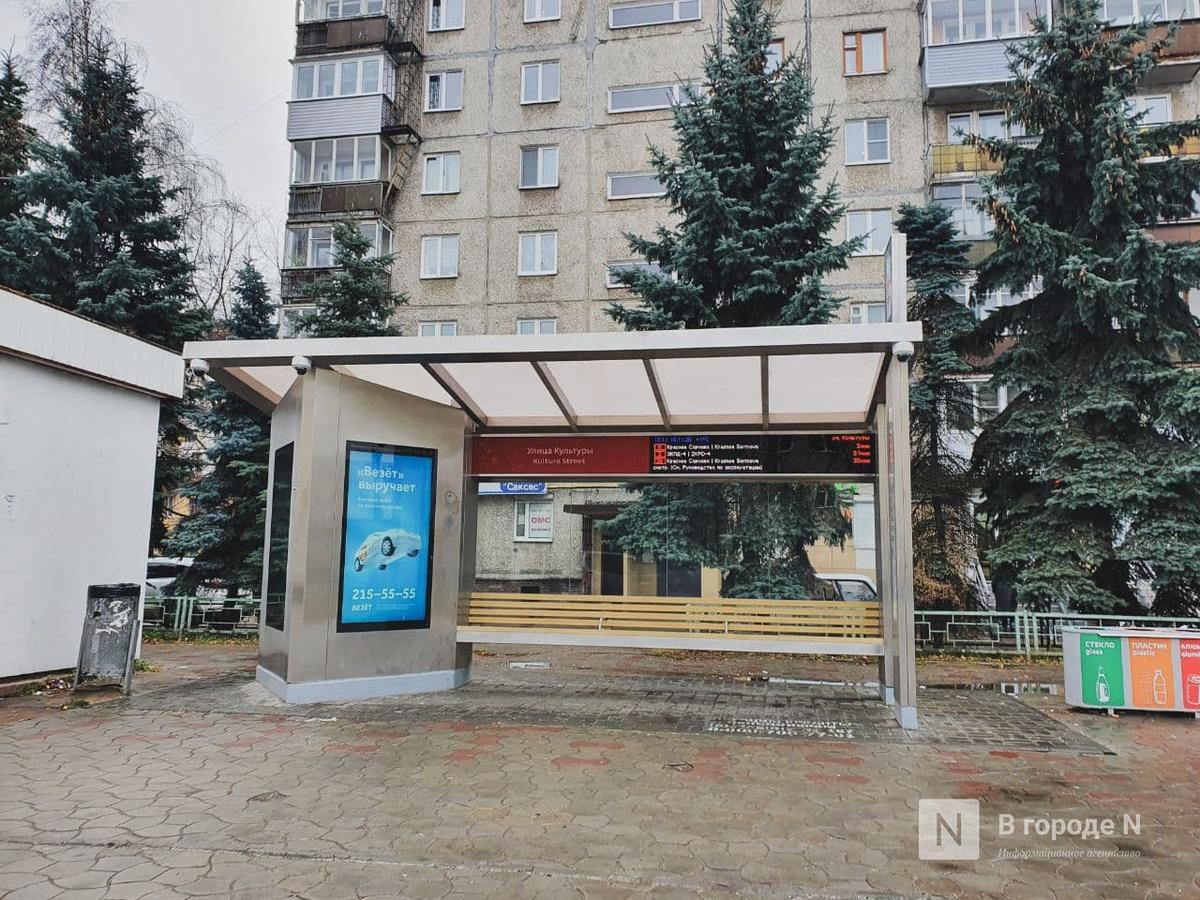 В поиске умных: все ли в порядке с инновационным остановками в Нижнем Новгороде? - фото 9