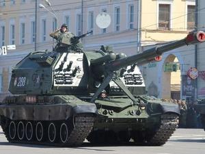 Первая совместная репетиция парада пройдет в Нижнем Новгороде 26 апреля