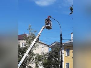 «Нижновэнерго» продолжает реализацию энергосервисного контракта по модернизации уличного освещения Арзамаса