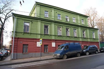 Заканчивается реставрация музея-квартиры Горького (ФОТО)