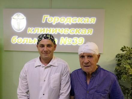 Нижегородские медики спасли 93-летнего ветерана, проведя сложнейшую операцию на мозге