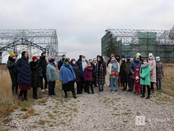 Нижегородская Стрелка: между прошлым и будущим - фото 68